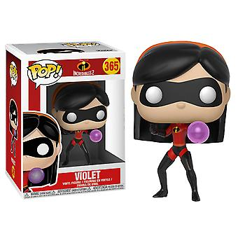 Incredibles 2 Violet (with chase) Pop! Vinyl