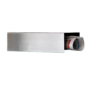 Max Knobloch stainless steel big boy paper tray