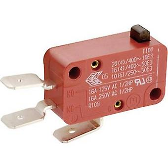 Marquardt Microswitch 1005.1207 250 V AC 20 A 1 x Off/(On) momentary 1 pc(s)