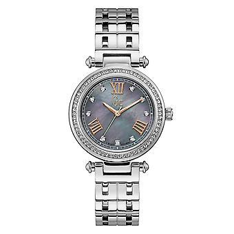 Gc Y46001L5MF Primechic Silver Tone Wristwatch
