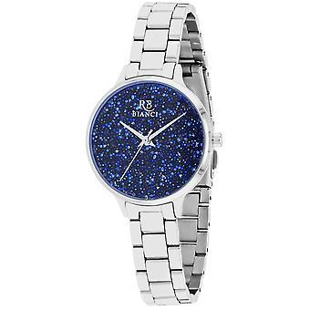 Roberto Bianci Women's Gemma Blue Dial Watch - RB0249
