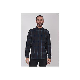 Edwin Standard Light Brushed Flannel Shirt