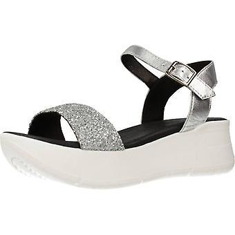 Clover Sandals 15741c Color Grey