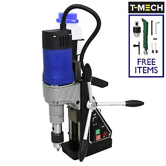 Drill Press Magnetic Industrial Drilling Machine Mag Bench Tapping 230V 1200W