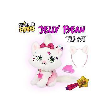 Shimmer Stars - Jelly Bean The Cat