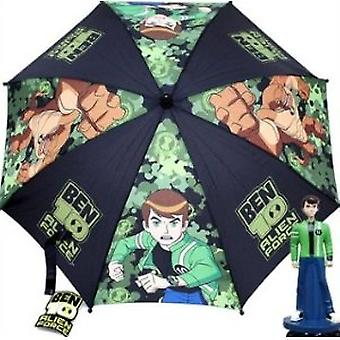 Umbrella - Ben 10 - Running, Kids Umbrella New Gift Toys bt3137
