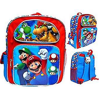 Small Backpack - Super Mario - Luigi, Yoshi & Bowser 12