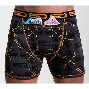 Premier Battles Smokkel Duds Boxer Briefs | Boxer Shorts | Heren Ondergoed