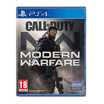 Call of Duty Modern Warfare PS4 Game
