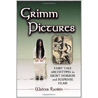 Grimm Zdjęcia: archetypy bajka w ośmiu grozy i thrillery filmy