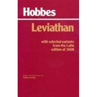 Leviathan: Med valda varianter från den latinska upplagan av 1668 (Hackett klassiker)