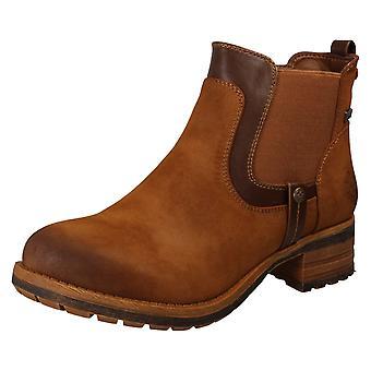 Botas de tornozelo 96850 das senhoras Rieker