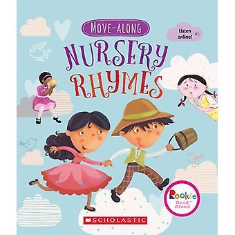 MoveAlong-lastentarha, kuvitettu Rob Hefferan & kuvitettu Virginia Allyn & kuvitettu Laura Huliska Beith