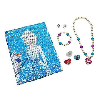 Frozen 2 / Frost 2, Notebook and Jewelry