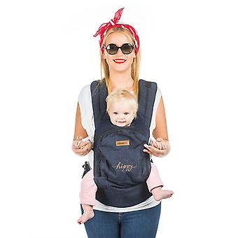Chipolino baby carrier Hippy 3 in 1 abdominal and back carrier from 4 months to 15 kg