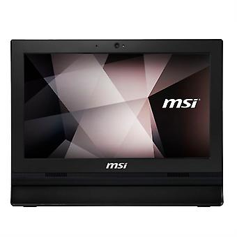 All in One MSI Pro 16T 7M-023XEU 15,6-quot; Celeron N3865U 4 Gb RAM 500 Go Black
