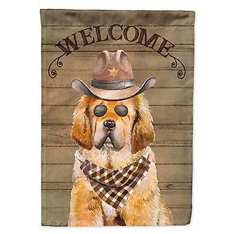 التبت الدرواس البلد الكلب العلم قماش حجم البيت
