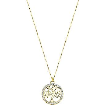 Lotus Silver TREE OF LIFE LP1746-1-2 necklace - Women's Tree of Life pendant necklace