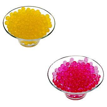 5g Water Balls for Vases Gold Mix