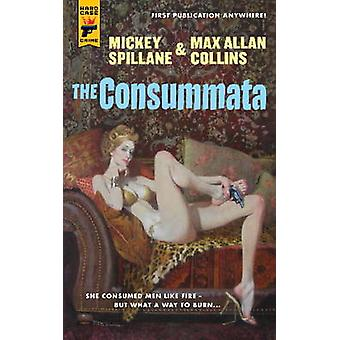 Consummata by Spillane & MickeyCollins & Max Allan