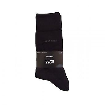 Hugo Boss Strumpor 3 Pack-svart