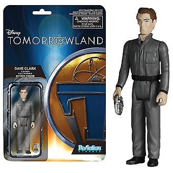 Tomorrowland Dave Clark ReAction Figure