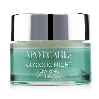 Glycolic night repairing night eye cream 243284 15ml/0.5oz