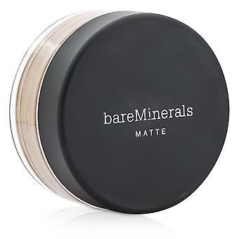 Bare minerals matte foundation broad spectrum spf15 tan 183801 6g/0.21oz