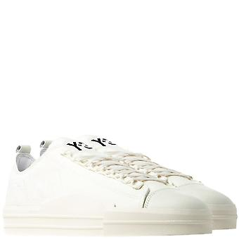 Y-3 Yuben Low Trainers White