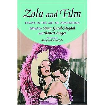 Zola and Film: Essays in the Art of Adaptation