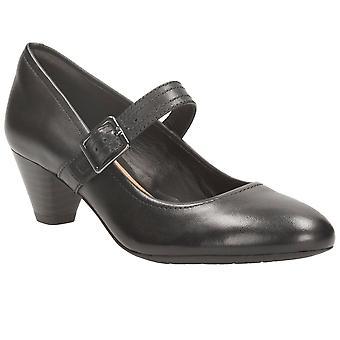 كلاركس ديني تاريخ واسعة المرأة أحذية عارضة