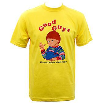 Child's Play Good Guys Male T-Shirt