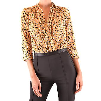 Elisabetta Franchi Ezbc050190 Women's Multicolor Polyester Shirt