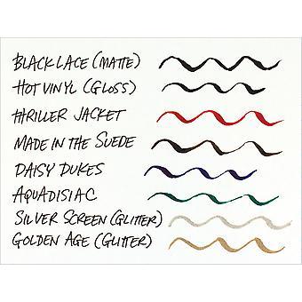 Spellbinders في نهاية المطاف القلم الدانتيل الأسود
