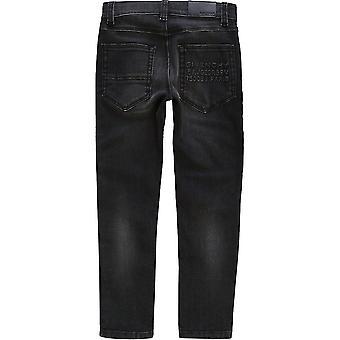 Givenchy Kids Black Denim Jeans
