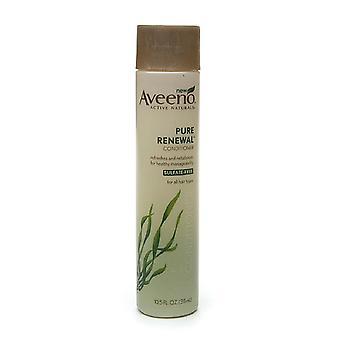Aveeno aktif doğal saf yenileme kremi, 10.5 oz