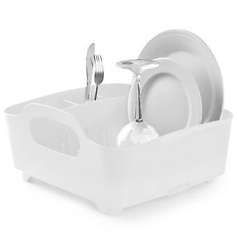 Umbra White Tub Dish Rack