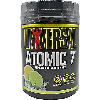 Universal Nutrition Atomic 7 - Noin 74 annosta - & Lectric Lemon Lime