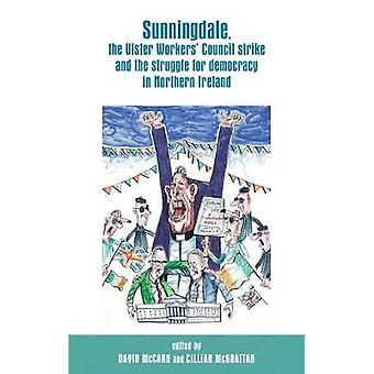 Sunningdale the Ulster Workers Council Strike and the Struggle for Democracy in Northern Ireland by McCann & David