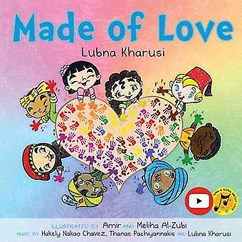 Made of Love  A Song Book by Kharusi & Lubna