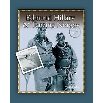 Edmund Hillary  Tenzing Norgay by Barber & Terry