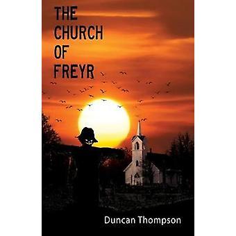 The Church of Freyr by Thompson & Duncan