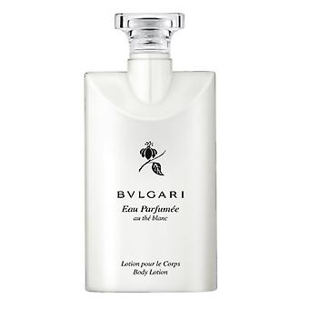 Bvlgari Eau Perfumee Au the Blanc Body Lotion 200ml