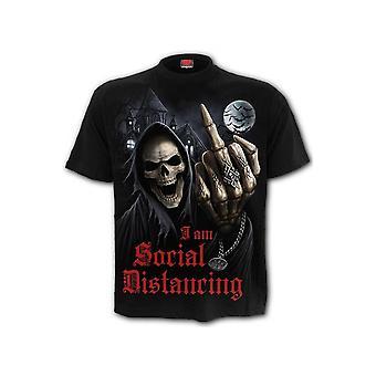 Spiral Direct Social Distance T-Shirt