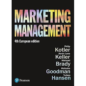 Marketing Management by Phil Kotler