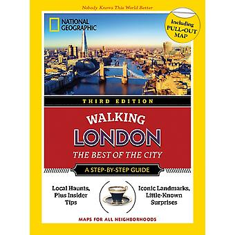 National Geographic Walking Guide London Third Edition by Sara Calian