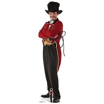 Circus Ringmaster Carton Découpe / Standee / Standup / Standee
