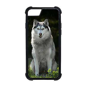 Dog Siberian Husky iPhone 7/8 Shell