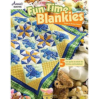 Fun Time Blankies - 5 Fun Quilts to Stitch for Babies and Toddlers by