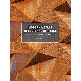 Modern Metals in Cultural Heritage - Understanding  and Characterizat